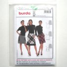 Misses Skirts 8 10 12 14 16 18 20 Burda Sewing Pattern 8281