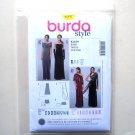 Formal Dress 6 8 10 12 14 16 18 20 Burda Style Sewing Pattern 6997