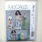 Misses Top Tunics Dresses 4 6 8 10 12 Out Of Print McCalls Sewing Pattern M6123