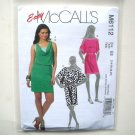 Misses Dress Camisole 14 16 18 20 Out Of Print McCalls Sewing Pattern M6112