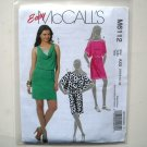 Misses Dress Camisole 4 6 8 10 12 Out Of Print McCalls Sewing Pattern M6112