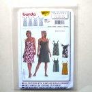 Summer Dress 8 10 12 14 16 18 20 Burda Sewing Pattern 8071