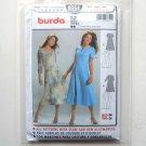 Womens Dress 12 14 16 18 20 22 24 Burda Style Sewing Pattern 8351