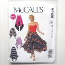 Misses Womens Skirts 8 10 12 14 16 McCalls Sewing Pattern MP428