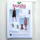 Misses Dress 6 - 18 Burda Young Fashion Sewing Pattern 7225