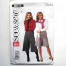 Misses Very Easy Culottes All Sizes See & Sew Butterick Pattern B5771