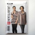 Misses Very Easy Top All Sizes See & Sew Butterick Pattern B5907