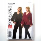 Misses Pullover Top All Sizes Easy See & Sew Butterick Pattern B5940