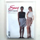 Misses Pullover Tops Shorts McCalls Sewing Pattern 7635