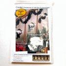 Caroler Ornaments Soft Rag Garland Happy Hollow Designs # 463