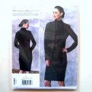 Skirt Top Jacket 6 - 14 Donna Karan Vogue Designer Sewing Pattern V1465