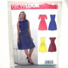 Misses Dresses Simplicity New Look Sewing Pattern 0909