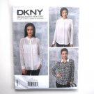 Misses Shirt Camisole DKNY Donna Karan Vogue Designer Sewing Pattern V1462