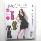 Womens Summer Dresses Plus Size McCalls Sewing Pattern M6713