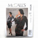 Misses Tops 6 - 14 McCalls Sewing Pattern M7250