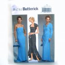 Misses Petite Shrug Dresses 6 - 12 Butterick Sewing Pattern B4731