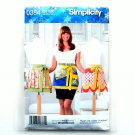 Misses Aprons Puccini Design Simplicity Sewing Pattern 0384