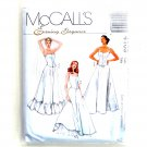Misses Miss Petite Lined Tops Petticoats McCalls Sewing Pattern 4109