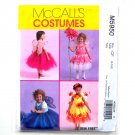 Childrens Girls Fairy Costumes McCalls Sewing Pattern M5950