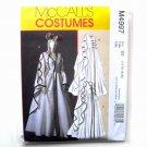 Renaissance Dresses Costumes Womens Misses McCalls Sewing Pattern M4997