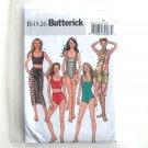Swimsuit Wrap Size 14 - 20 Butterick Sewing Pattern B4526