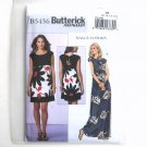 Misses Petite Dress 8 - 14 Maggy London Fast Easy Butterick Pattern B5456