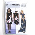 Misses Dresses 16 - 24 Maggy London Fast Easy Butterick Pattern B5456