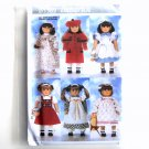 18 Inch Doll Clothes Butterick Pattern B5589