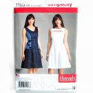 Misses Dresses 6 - 14 Threads Simplicity Sewing Pattern 1103