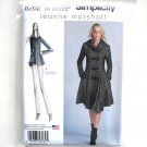 Misses Coat Jacket 4 - 12 Leanne Marshall Simplicity Sewing Pattern 8262