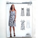 Misses Dresses 8 - 18 New Look Simplicity Sewing Pattern D0613