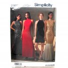 Misses Special Dresses 4 - 12 Simplicity Sewing Pattern D0689