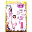 Girls Top Skirt Pants Jacket Bag 7 - 14 Lizzie McGuire Disney Simplicity Pattern 4669