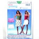 Mini Skirt 8 10 12 14 16 18 20 Burda Young Fashion Sewing Pattern 8175