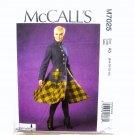 Misses Flared Coat Designer Joi McCalls Sewing Pattern M7025