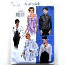 Butterick Pattern 3345 Size 18 - 22 Misses Jacket Cape