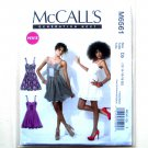 Misses Miss Petite Dresses Out Of Print McCalls Sewing Pattern M6561