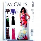 Misses Tie Front Jackets Tank Dresses 14 16 18 20 22 McCalls Sewing Pattern MP420