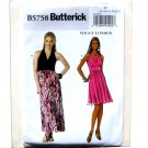 Maggy London Misses Dress 14 16 18 20 22 Butterick Pattern B5758