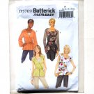 Misses Top And Belt Fast Easy Size 8 - 16 Butterick Pattern B5709