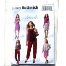 Misses Jacket Dress Skirt Pants 8 - 16 Butterick Pattern B5821