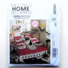 Home Decorating Dining Essentials Tablecloths Table Runners Out of Print McCall's Pattern M6230