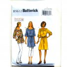 Easy Misses Top Tunic Dress Butterick Pattern B5612