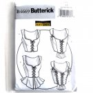 Misses Corset Making History 14 - 20 Butterick Sewing Pattern B4669
