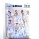 Misses Bridal Veils Butterick Pattern B4487