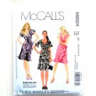 Misses Dresses 6 - 14 Laura Ashley McCall's Sewing Pattern M6024