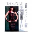 Misses Dresses 4 6 8 10 12 McCall's Sewing Pattern M5923