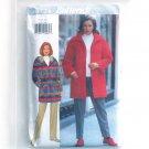 Misses Jacket Pants 6 8 10 Butterick Sewing Pattern 4724