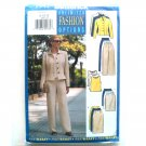 Misses' Jacket Top Skirt Pants 8 10 12 Out Of Print Butterick Sewing Pattern 5941
