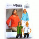 Misses' Jackets 8 10 12 14 OOP Butterick Sewing Pattern B5332